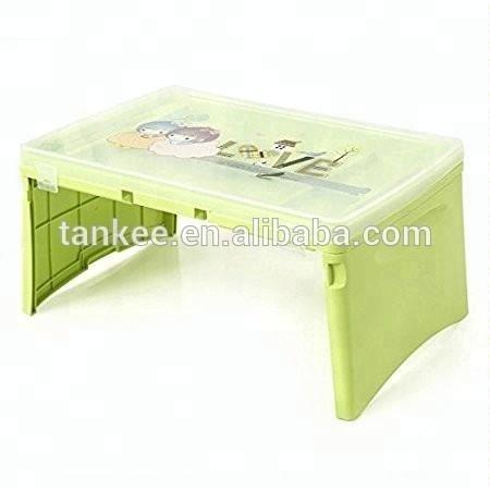 Foldable Laptop Desk for Laptop PC GOTOTOP Portable Laptop Table Bed Sofa Table