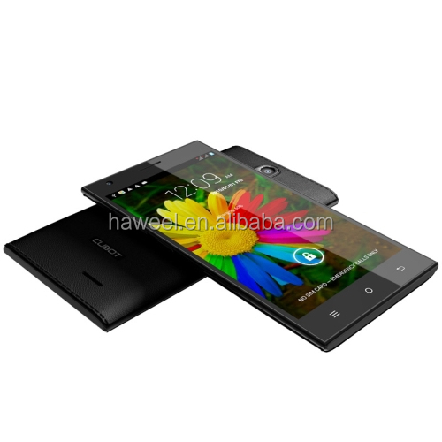 Original Cubot S308 5.0 inch 3G Android 4.2 Smart Phone(Black)