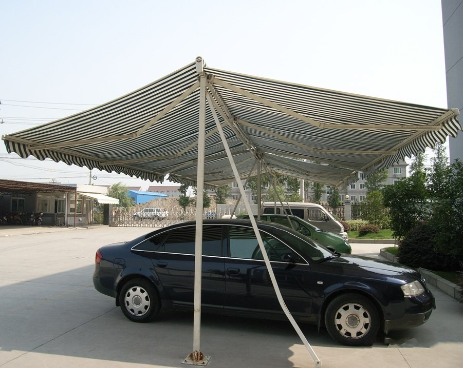 Large Free Standing Portable Outdoor Awning/Carport Canopy