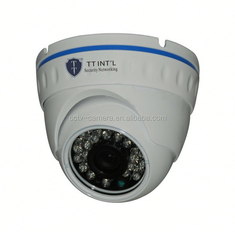 Newest design 720P vandalproof 1Megapixel cctv AHD cctv dome camera cover