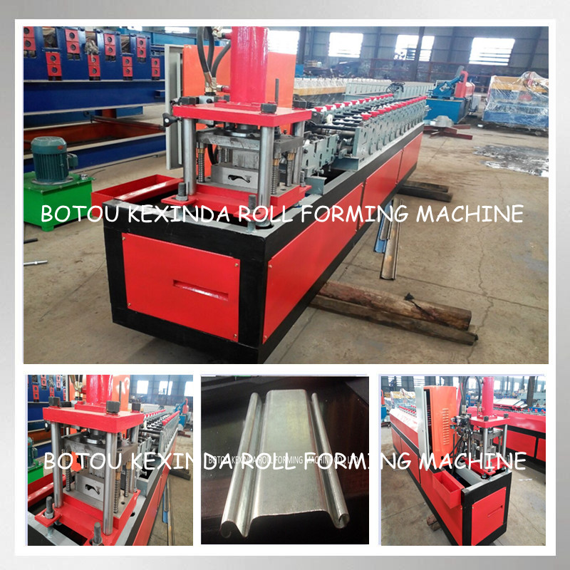 Steel Profile Metal Roller Shutter Door Slats Roll Forming Machine with Door Garage