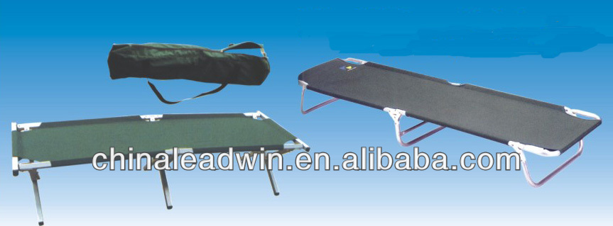 Polyester Foldable Camping Bed For Medical Use