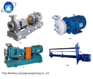 stainless iron cast bare shaft centrifugal pump without motor
