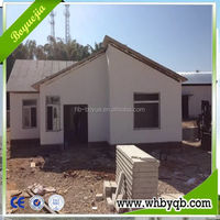 2014 light weight waterproof soundproof heat insulation office building material partition wall panels