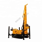 Strong drill machine for sale! HWQ-400 down the hole hammer water well auger drill