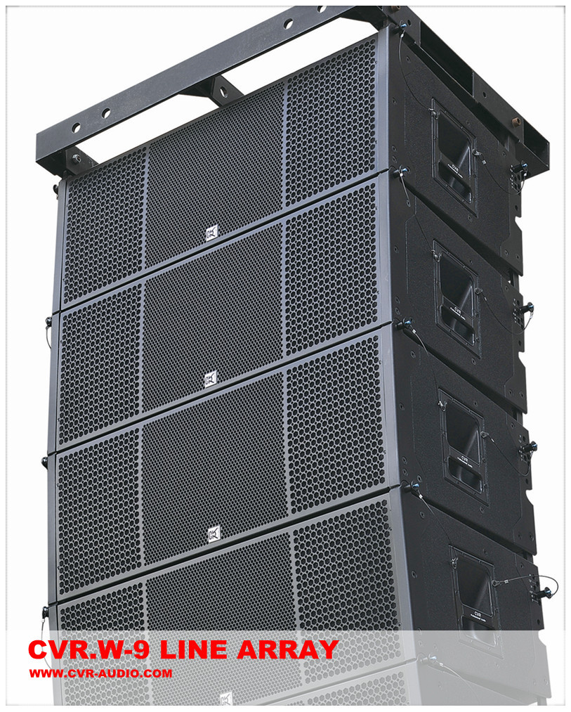 Pa Speakers Line Array+cvr New Design Audio Line Array +passive ...