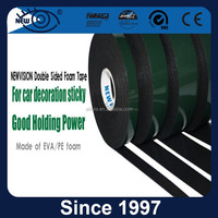 High quality strong adhesive long lasting factory supply 3m pe foam tape