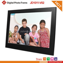 ABS <span class=keywords><strong>Plastica</strong></span> 10.1 pollice Digital Photo Frame con Design Sottile e di Qualità Superiore
