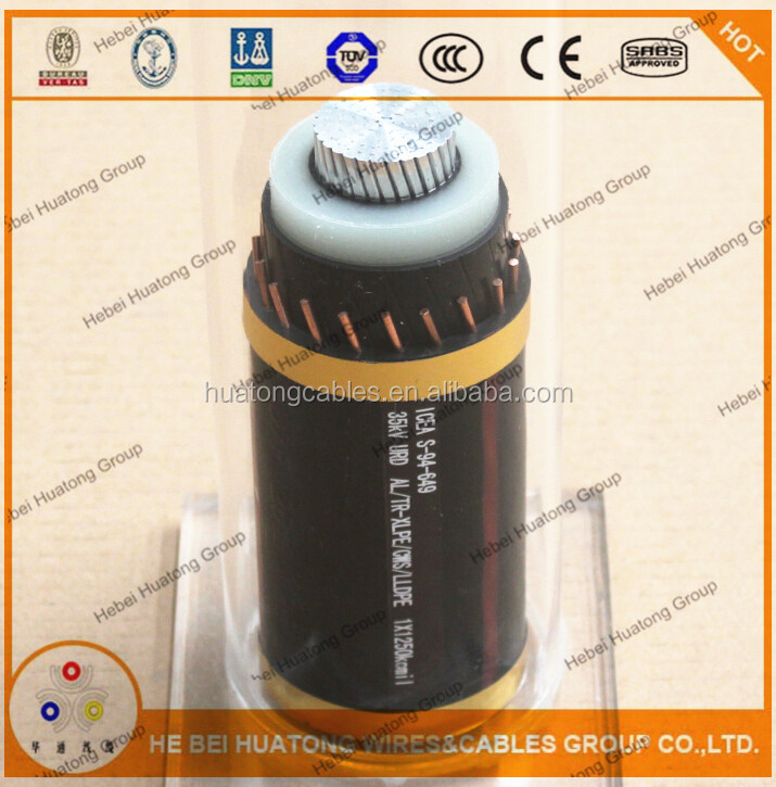 Primary Urd Cable, Primary Urd Cable Suppliers and Manufacturers at ...