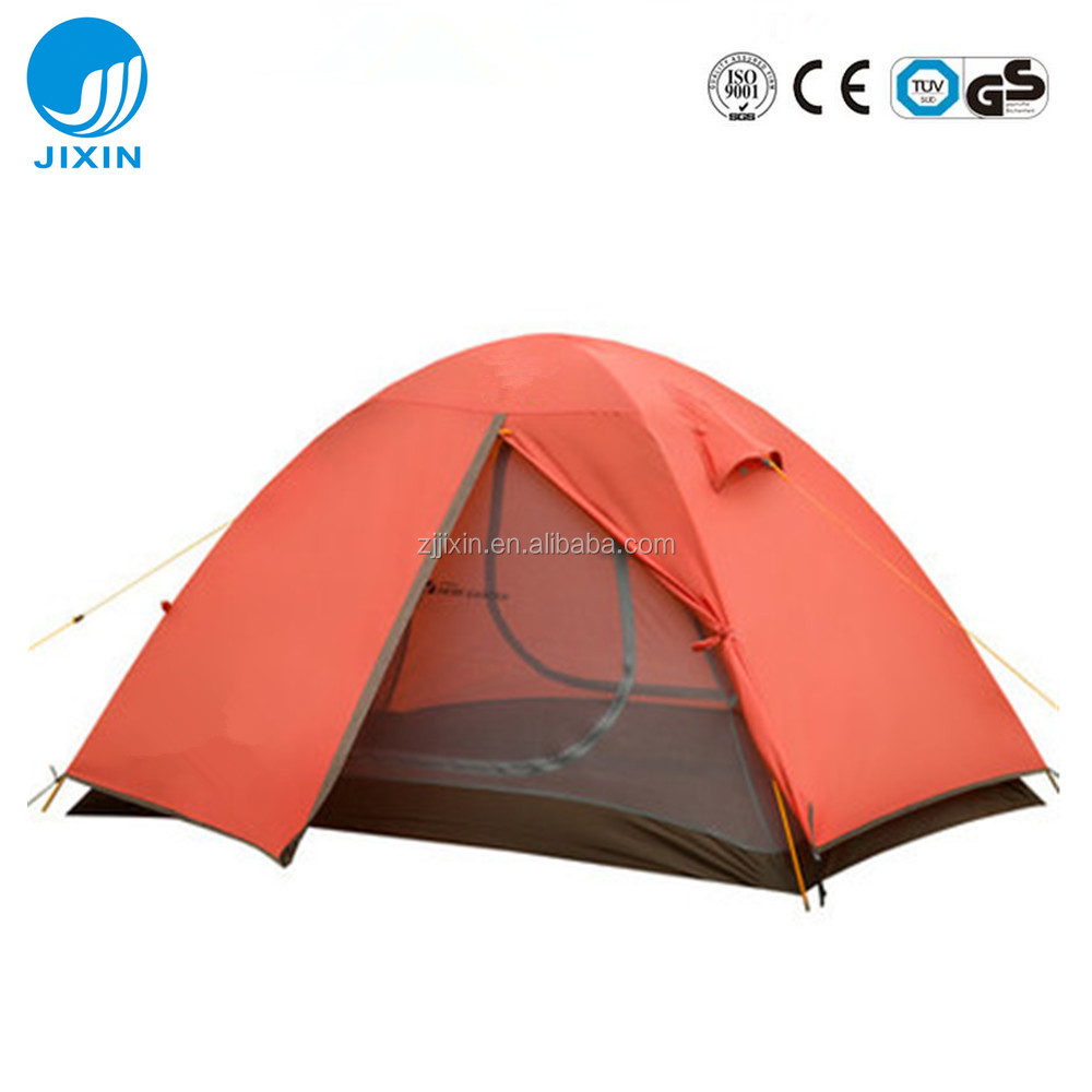 2016 High quality Outdoor Traveling waterproof 4 season camping tent