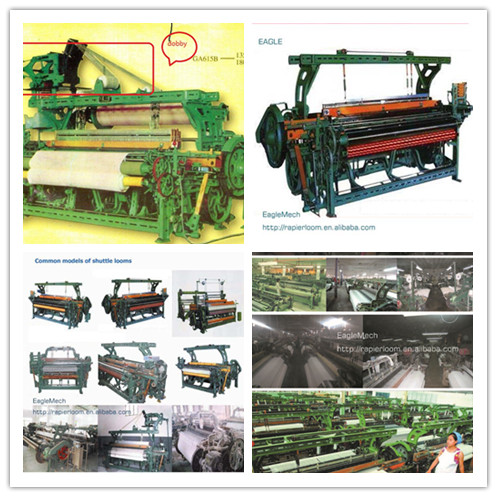 china automatic shuttle power loom on hot sale