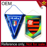 Wholesale Custom Sports Team Banners Football Soccer Pennants