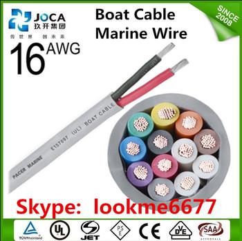 Triplex Conductor Boat Cable Round 14 2_350x350 triplex conductor boat cable round 14 2 awg gauge marine wire buy