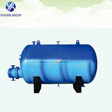 Indirect Water heating device for Volume floating Coil Tube Heat Exchanger