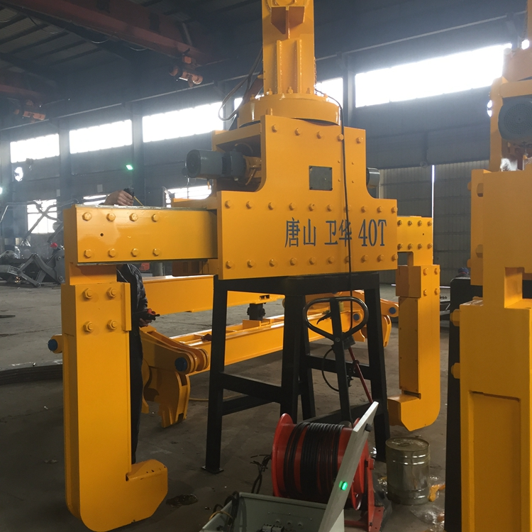 China materiaal handling machines staal coil elektrische lifter