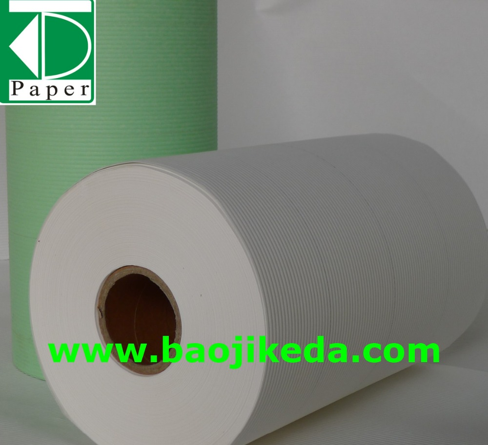green/white KEDA HEPA specialty air filter paper in high quality