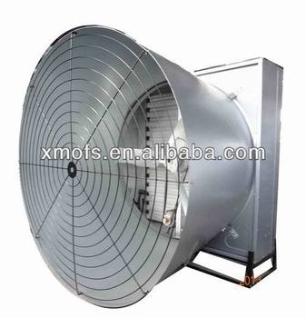 54 Quot Poultry Ventilation Cone Fan Greenhouse Exhaust Cone