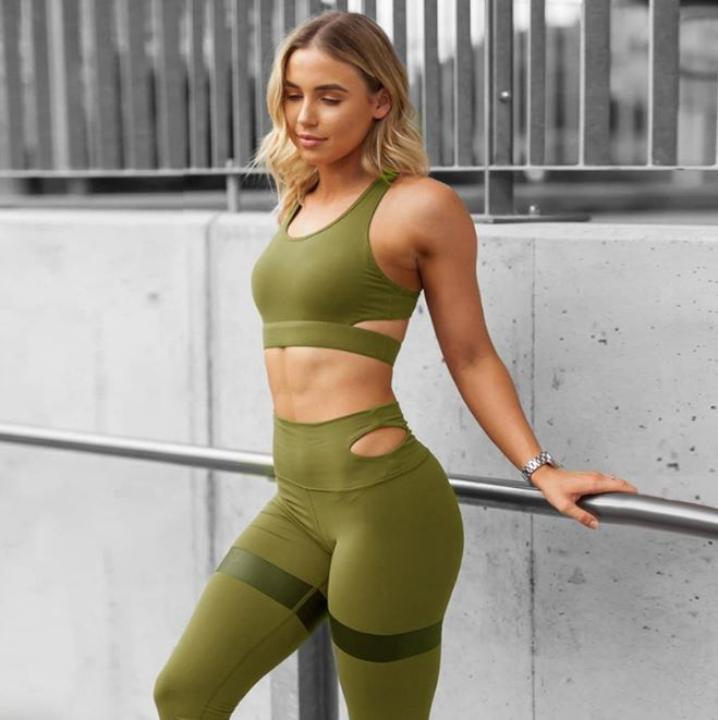 Sexy Yoga Suits 7