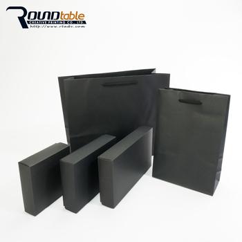 黒紙バッグとボックス無料サンプルを提供したため休日特別 buy 無料