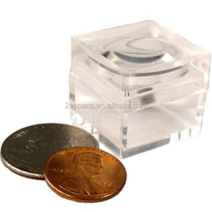 Acrylic Box Magnifiers 4X: Health & Personal Care