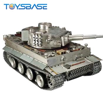 Hot Selling 24G German Quottiger Iquot Rc Tank 1 8 Model