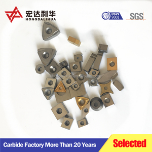 CNC Carbide Inserts for Tool Parts