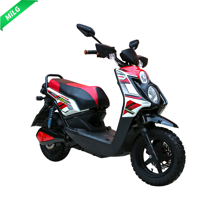 1500w Brushless Motor Heavy Duty Fast Electric Motorcycle 72v For S