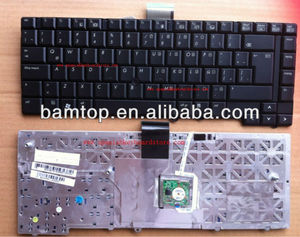 for hp 6930 6930P Spanish keyboard 90.4V907.S1E V070530AK1 LA