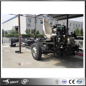Profession manufacturers good price 12m dongfeng bus chassis