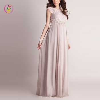 Pregnant Gown Dress