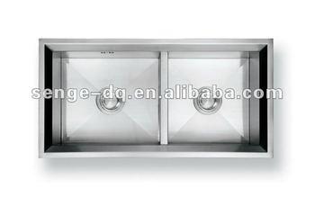 Merveilleux Stainless Steel Kitchen Sink (B8644PF)