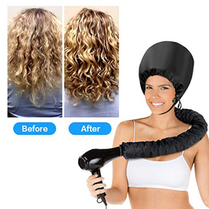 upgraded Soft Bonnet hooded hair dryer Attachment for Hair Care, Drying, styling