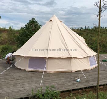 White Outdoor Canvas Tent For For Emergency Shelter Disaster Relief u0026 C&ing & White Outdoor Canvas Tent For For Emergency Shelter Disaster Relief ...