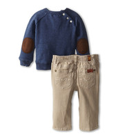 Latest Design Boys Long Sleeve Autumn Wear Simple Chic Clothing Sets For Sale