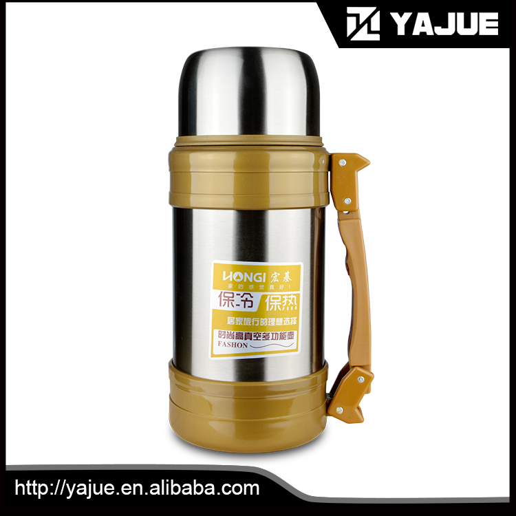 Insulated stainless steel vacuum water bottle Travel thermo Bottle