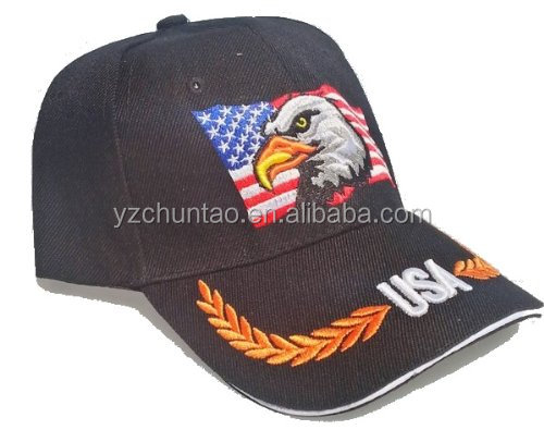 angels baseball american flag hat tactical cap camo with eagle hats assorted color embroidery