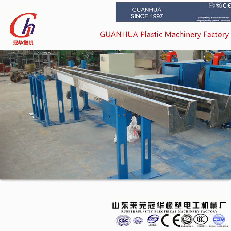 electric wire production line insulation copper wire extruder machine/power cable extruding machine