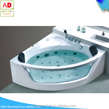 Indoor hot tub 2 person  Ad-1710 China Sanitary Ware Spa Jakozzy 2 Person Indoor Hot Tub ...