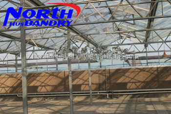 commerical polycarbonate sheet greenhouse