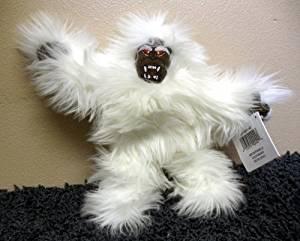 Matterhorn Abominable Snowman 8 Plush Beanie Disney