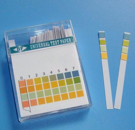 Accurate Urine And Saliva Ph Test Strip Body Ph Test Kits Ka Ts00075 Buy Accurate Urine And