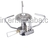 portable aluminum alloy and stainless steel camping gas stove