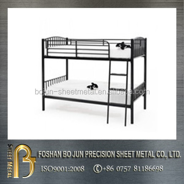 OEM machining metal frame bunk bed china supplier