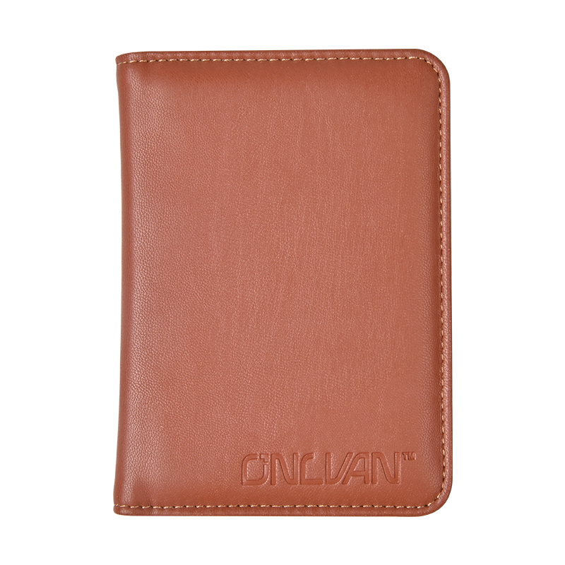 Wholesale Travel Passport Cover Custom Printed Personalized Leather Passport Holder