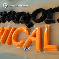 Led signage shop acrylic sign letters commercial exterior signs