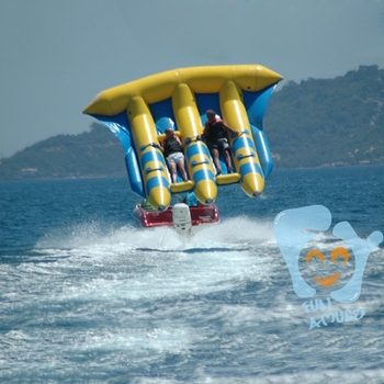 Pictures Of Banana Boat