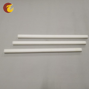 Low price plastic electronic Industry used plastic gear rack with excellent wear resistance
