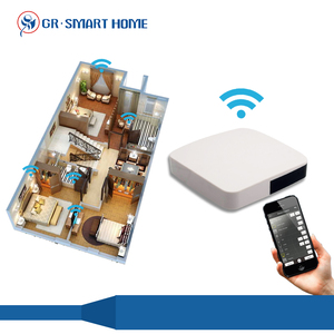 NEW products z-wave technology iot gateway smart home remote control home automation x10