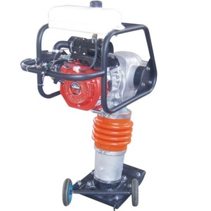 Hot Sale HCR90K tamper rammer Honda GX100 Engine with well balanced structure