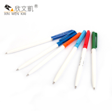 Wholesale Products Promtional Plastic Custom Brands Logo Printed Ballpoint Pens